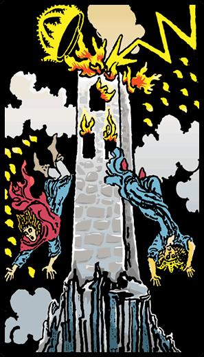 Kule - Tarot Kartı