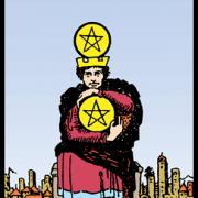 Tılsımların Dörtlüsü - Tarot Kartı